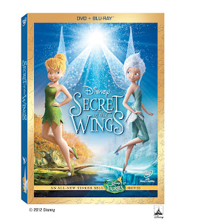 secret of the wings  secreto de las hadas Disney DVD
