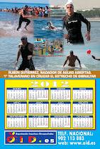 Calendario OID 2012