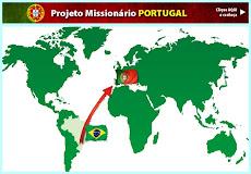 PROJETO MISSIONÁRIO PORTUGAL