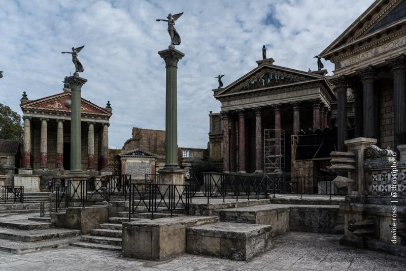 Quando l'antica Roma è perfettamente ricostruita