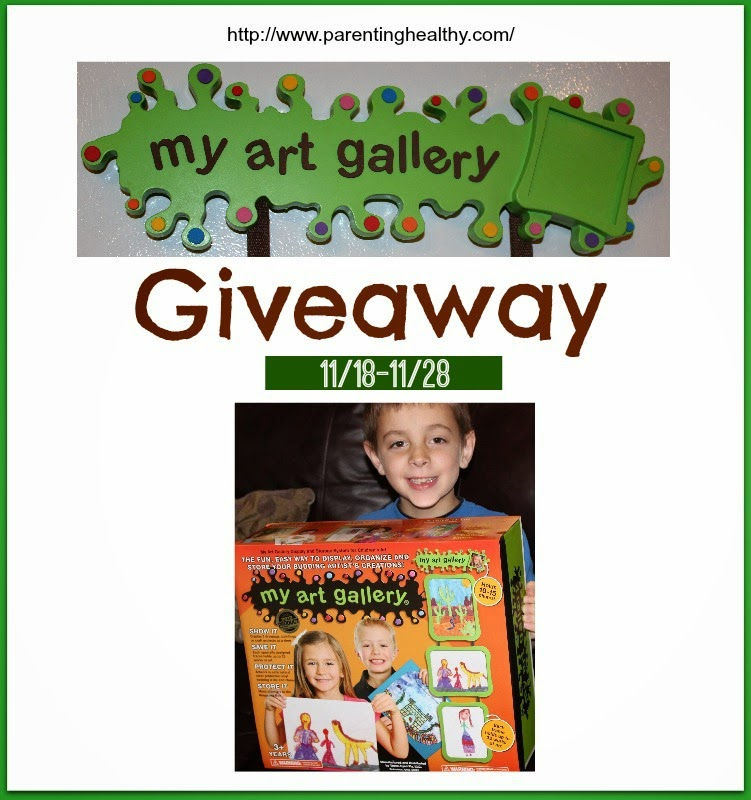 My Art Gallery Giveaway ends 11/28 @MyArtGellery