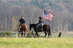 Reinactors at Gettysburg - 2009