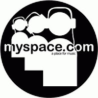 MySpace logo image from Bobby Owsinski's Music 3.0 blog
