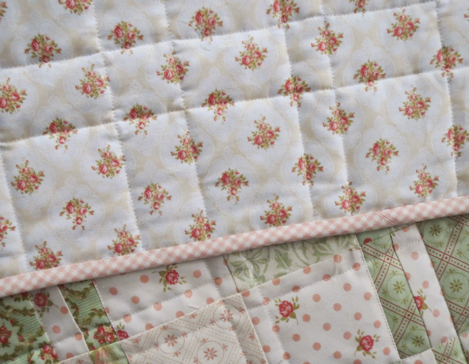 Quilting on Main Street: Finished Baby Quilt : baby quilt backing - Adamdwight.com