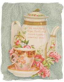 Tomate una taza de té y relajate...