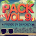 Pack Vol 9 Dj Kouzy Le Pone Bueno 2014