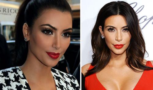 tips de belleza de kim kardashian