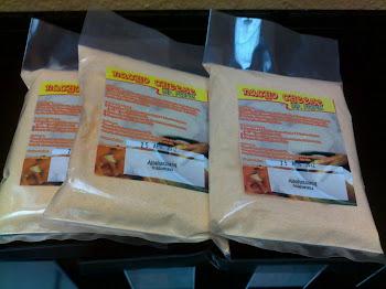 Jalapeno  Cheese ( rasa macam cheezy cheese kat KFC)