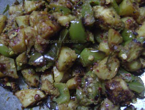 Aloo-capsicum-sabji-ready+-chats