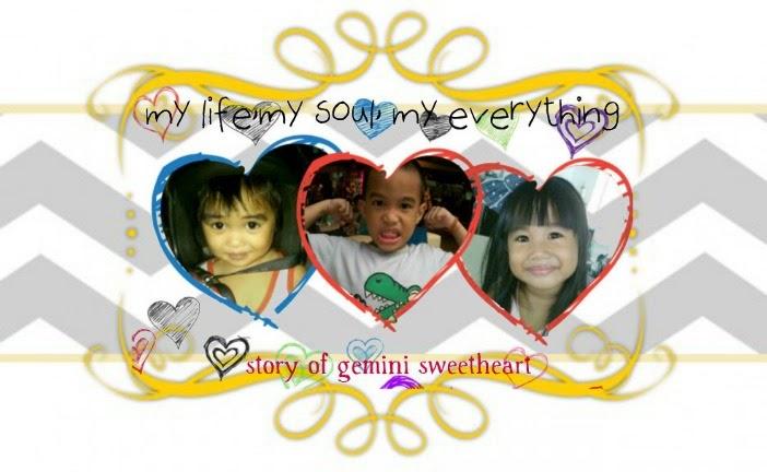 GEMINI SWEETHEART