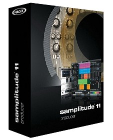 MAGIX Samplitude 11.5.0.0 Producer
