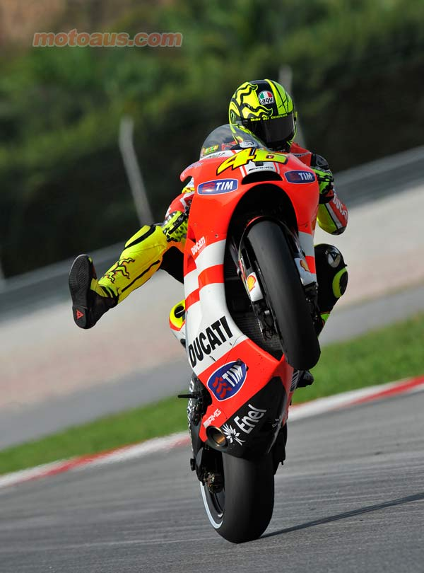 valentino rossi ndash wheelie - photo #26