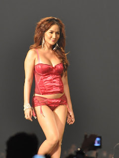sexy paulene so at 2011 fhm sexiest women victory party
