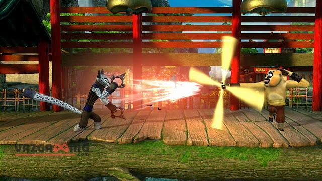 Kung Fu Panda Showdown Of Legendary Legends Gameplay 3 vazgaming