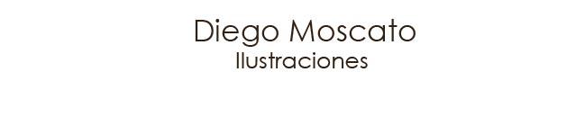 Diego Moscato Ilustraciones