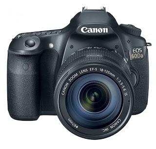Harga Canon EOS 60Da