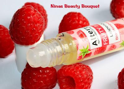 Rossmann Alterrea Fruity Spar Lippenöl Bio - Himbeere