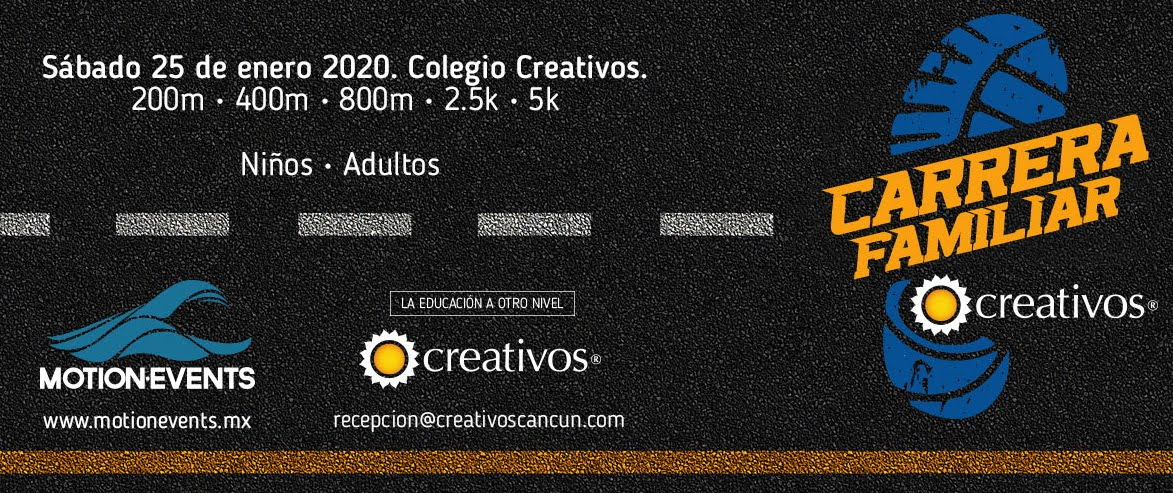 Carrera Familiar Creativos