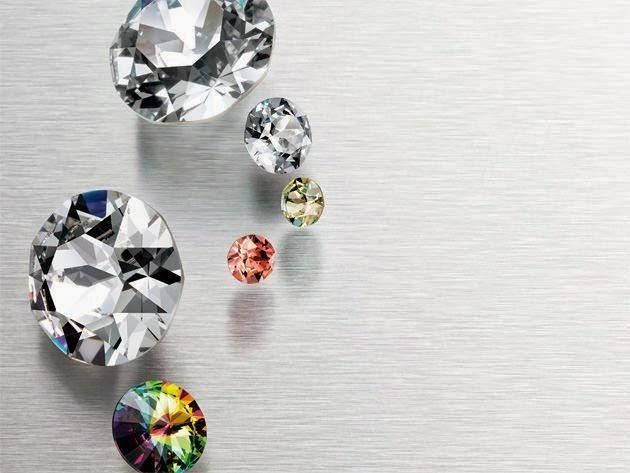 Cristales swarovski for Unas con piedras swarovski