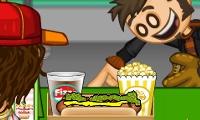 Fastfood Zincirleri İşletme Oyunu