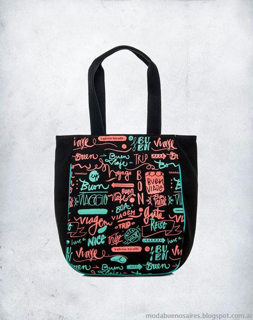 Bolsos verano 2014 diseño de autor moda 2014.