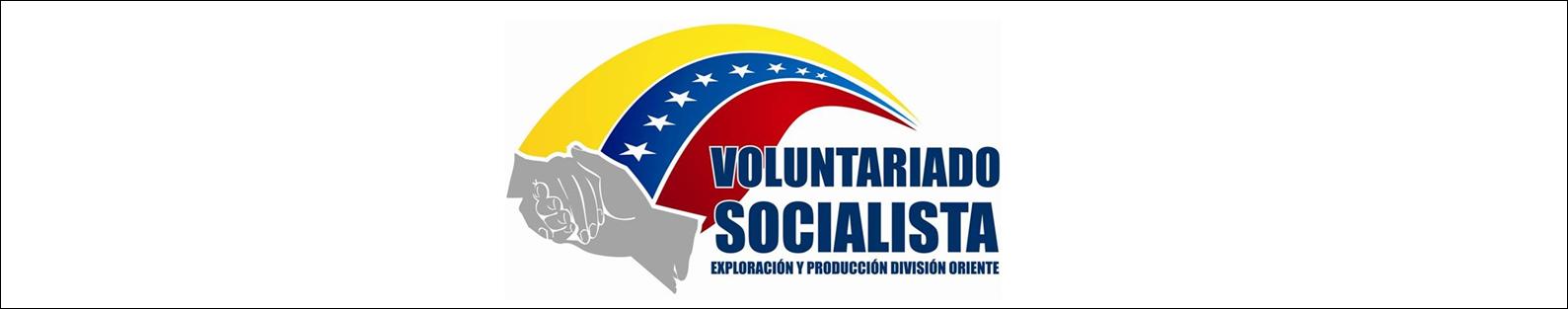 Voluntariado Socialista de la Nueva Pdvsa