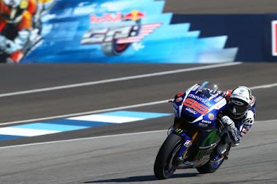 Hasil Lengkap Latihan Bebas 2 MotoGP Indianapolis, Amerika 2015