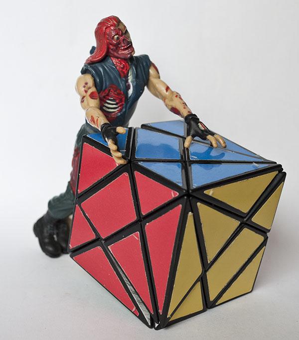 3x3x3 Axis Cube Rubik Tutorial Zombie