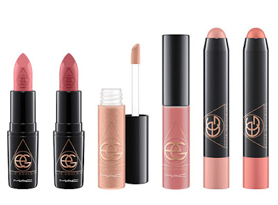 mac ellie goulding collection