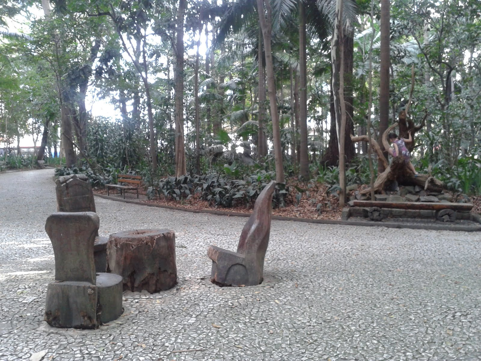 PARQUE TRIANON  -SP