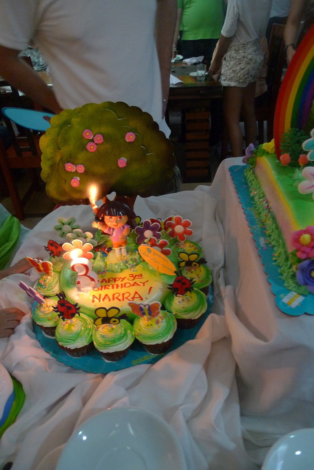 Nikkis Nurturance On Goldilocks Birthday Cakes Reflections Of An