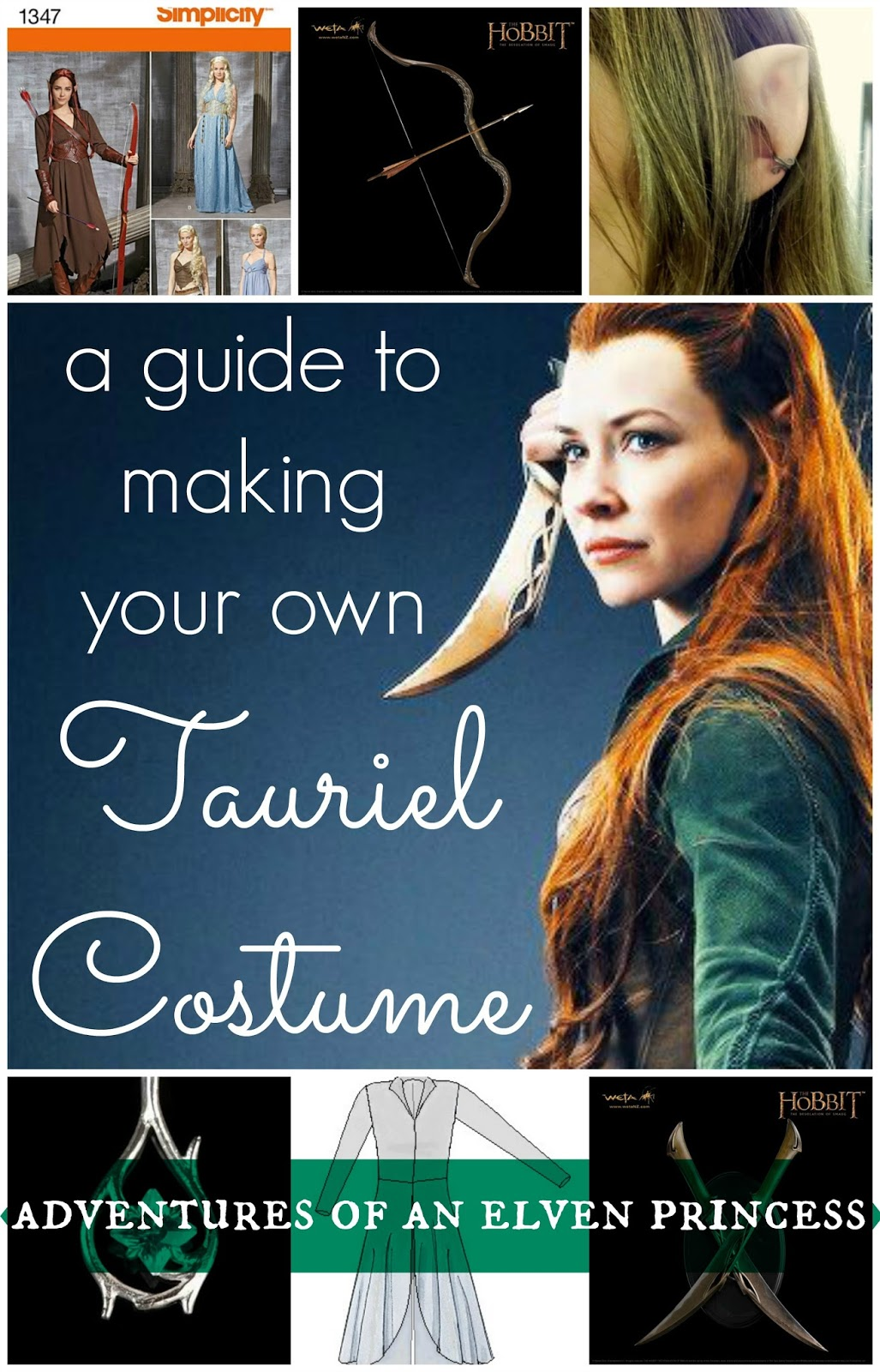 The adventures of an elven princess a guide to making your own a guide to making your own tauriel costume solutioingenieria Image collections