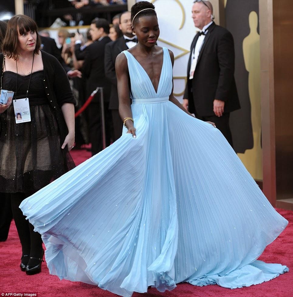 Lupita Nyongo Oscar 2014