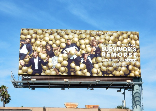 Survivors Remorse season 2 billboard