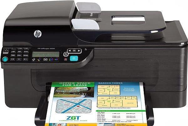 Драйвера для HP Officejet 4500