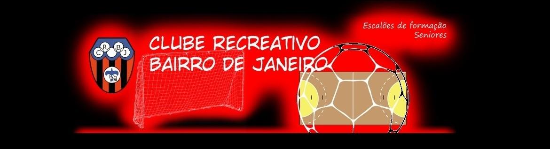 CR Bairro Janeiro - Andebol
