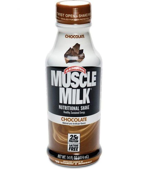 Muscle Milk Chocolate Powder Taste