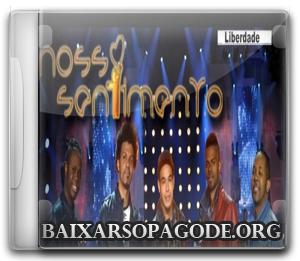 CD Nosso Sentimento - Liberdade (2013)