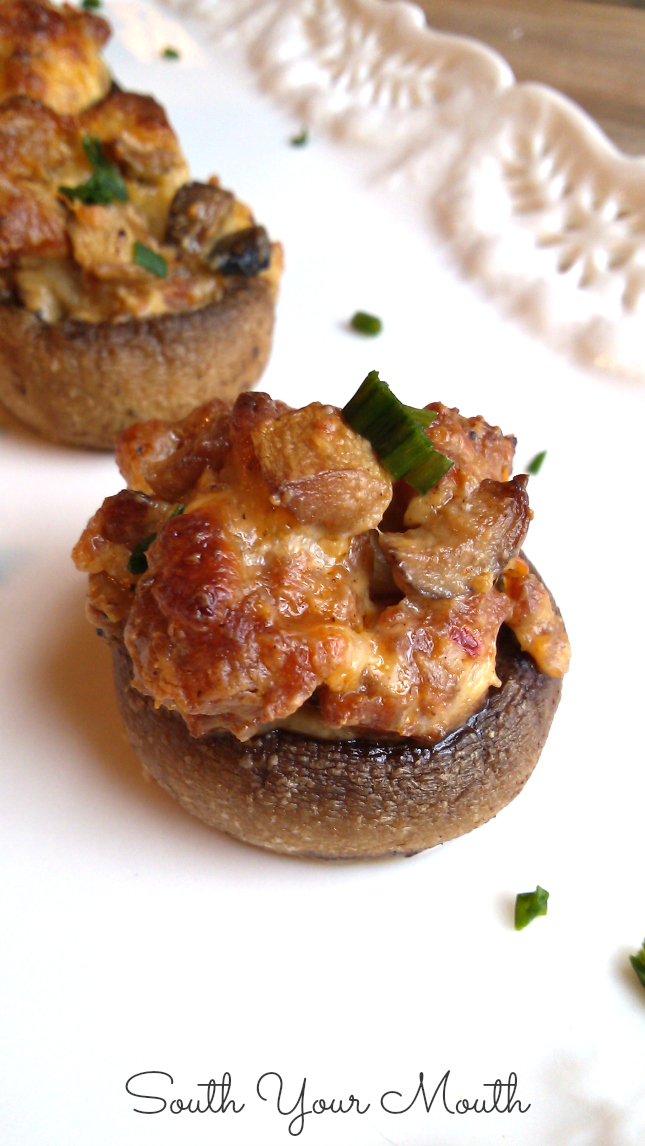 stuffed mushrooms 2 16 oz containers 2 lbs total button mushrooms 1 25 ...