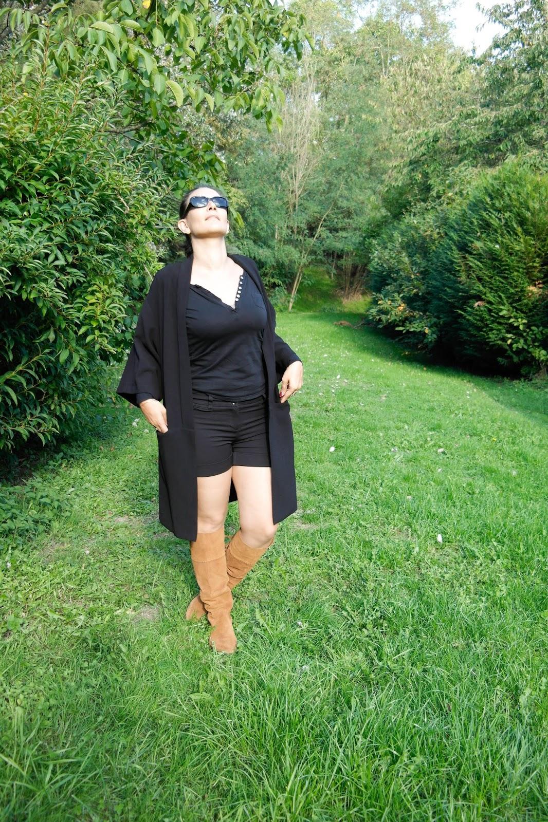 Passionnante et passionnée blogueuse mode