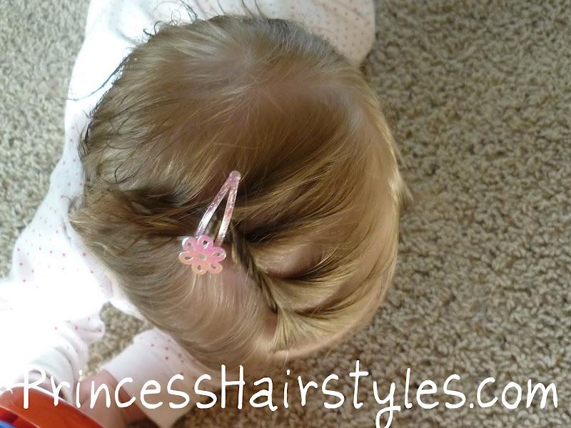 My Hairstyle 2012 Hermosas Ideas De Peinados Para Bebes 2012