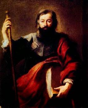 Fundador de la Orden Benedictina.