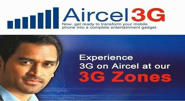 Aircel 3G Hack