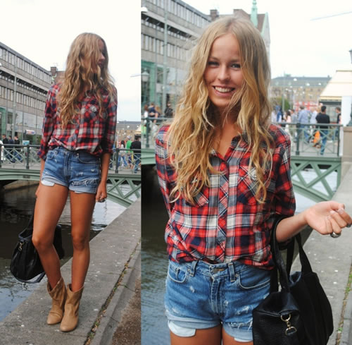 Look country com short