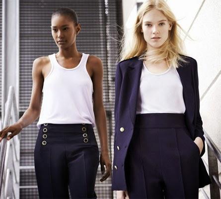 Zara primavera verão 2014 catálogo moda mulher