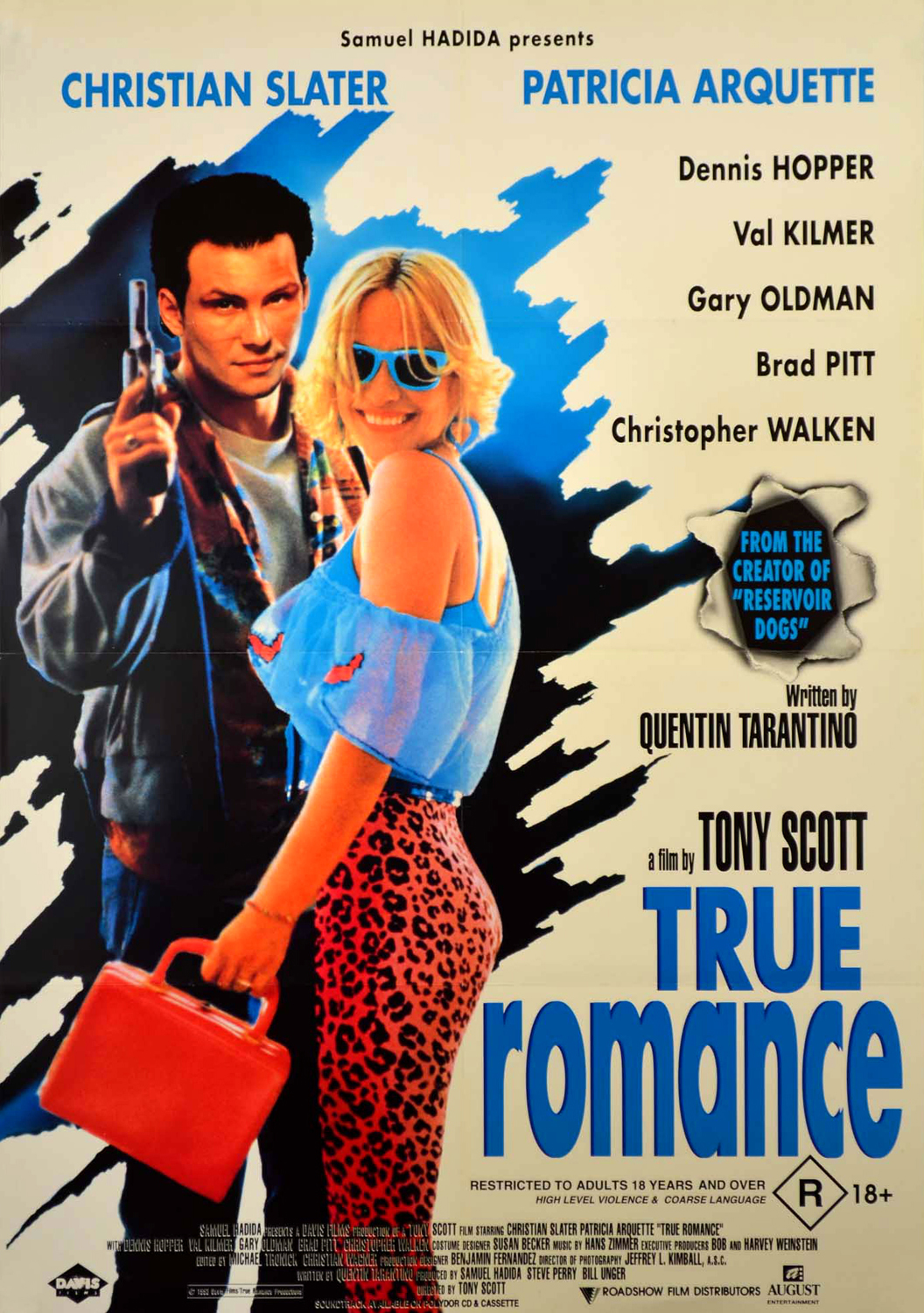 Movie True Romance (1993)