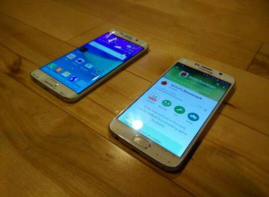 Samsung Galaxy S6 & S6 Edge Leaked