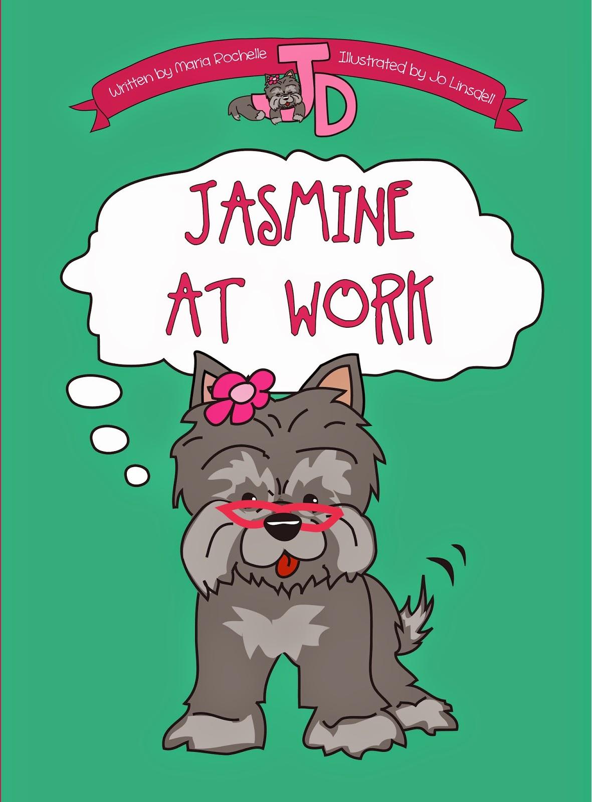 Jasmine at Work