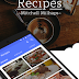Recipes - Material Design - Free App Mockup