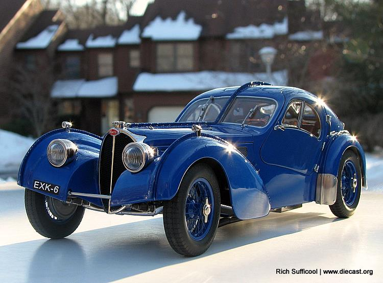 Bugatti atlantic - photo#23